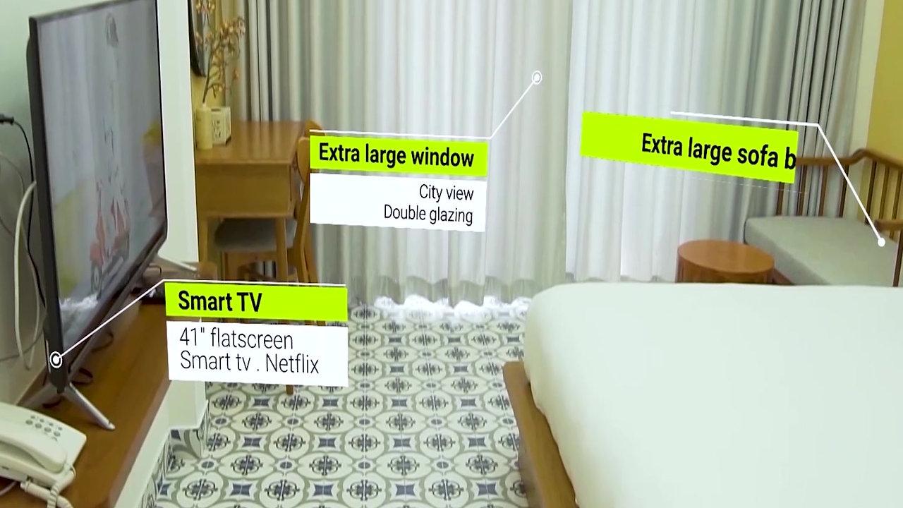 Khách sạn & Lưu trú - Hotel & Accommodation | Trực quan & Sáng tạo - Creative & Instructive