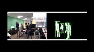 Person in WiFi: See body shapes and poses using WiFi antennas