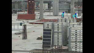 Detecting Body Poses for Construction Safeguarding