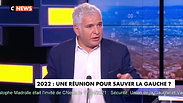 L'absurdité d'une union à gauche : Christophe Madrolle était l'invité de CNews