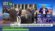 L'écologie est transversale : Christope Madrolle était l'invité de CNews