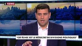 Sommet européen de Bruxelles : Mathieu Cuip, invité de CNews
