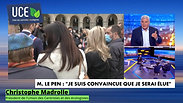 Lutte contre le Rassemblement National : Christophe Madrolle était l'invité de CNews