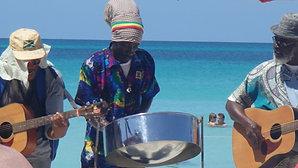 Jamaican Beach Band, Negril, Jamaica