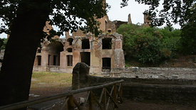 Around Hadrian's Villa (aka Villa Adriana)