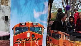 National Train Day at The Billings Depot