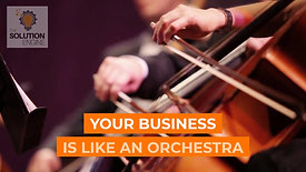 Tune your orchestra | The Solution Engine
