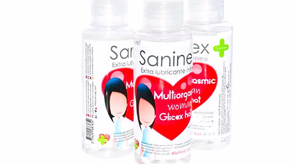 Saninex Multiorgasmic woman GLICEX