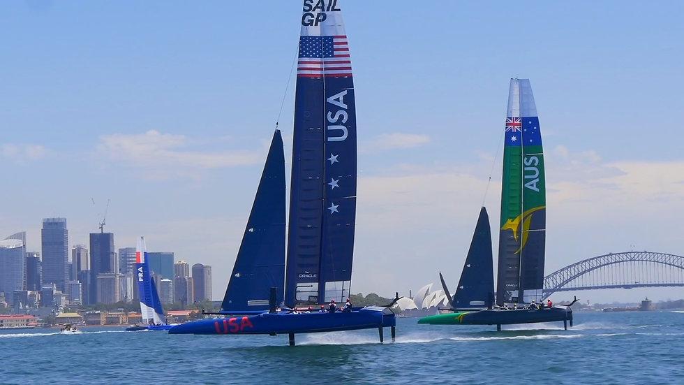 Sail Sport Talk