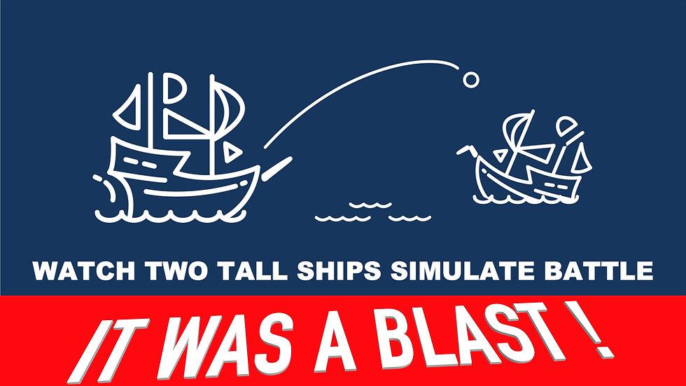 It Was  A Blast!