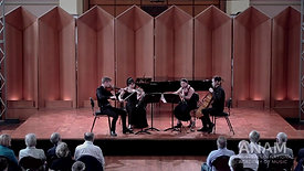 Selections from Ligeti String Quartet No. 1