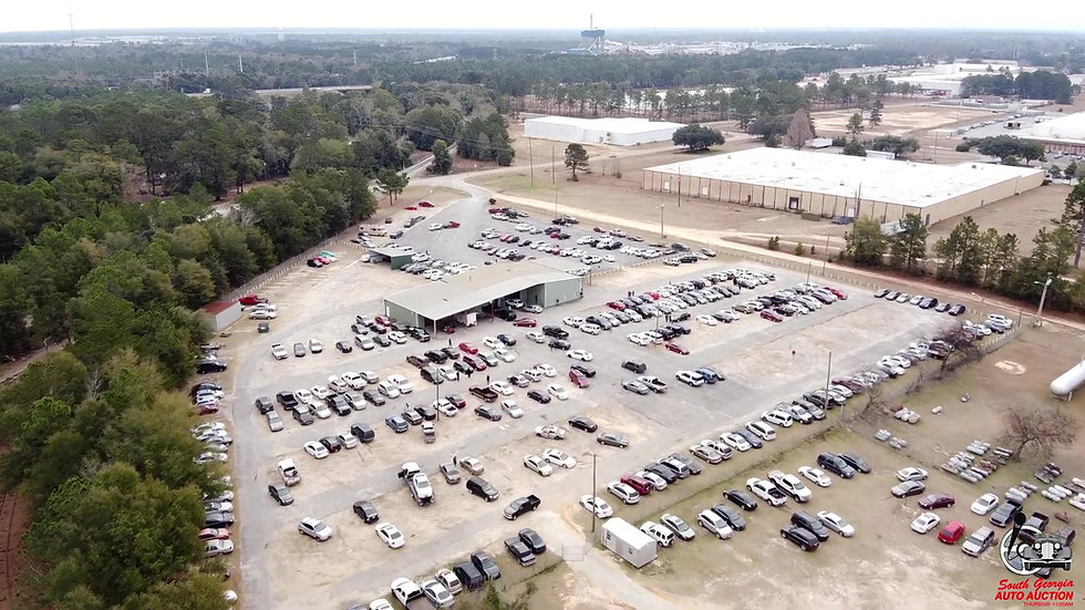 Welcome to South Georgia Auto Auction