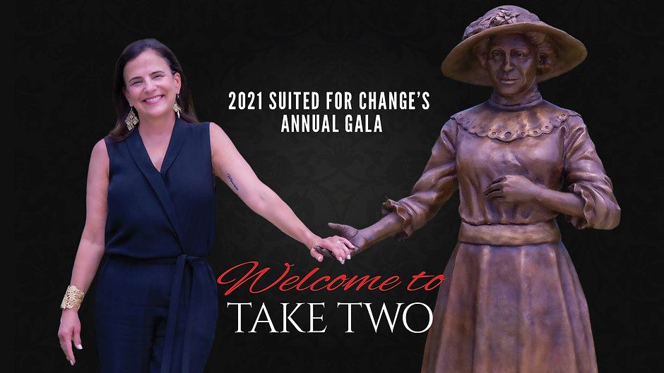 2021Suited For Change's Annual Gala