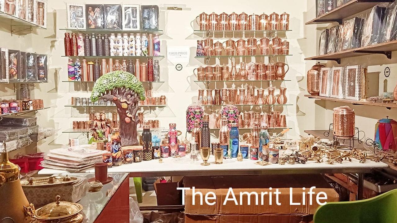 The Amrit Life