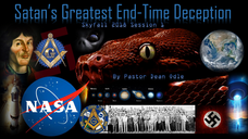 Satan's Greatest End-Time Deception by Pastor Dean Odle