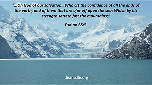 Antarctica in the Bible by Pastor Dean Odle