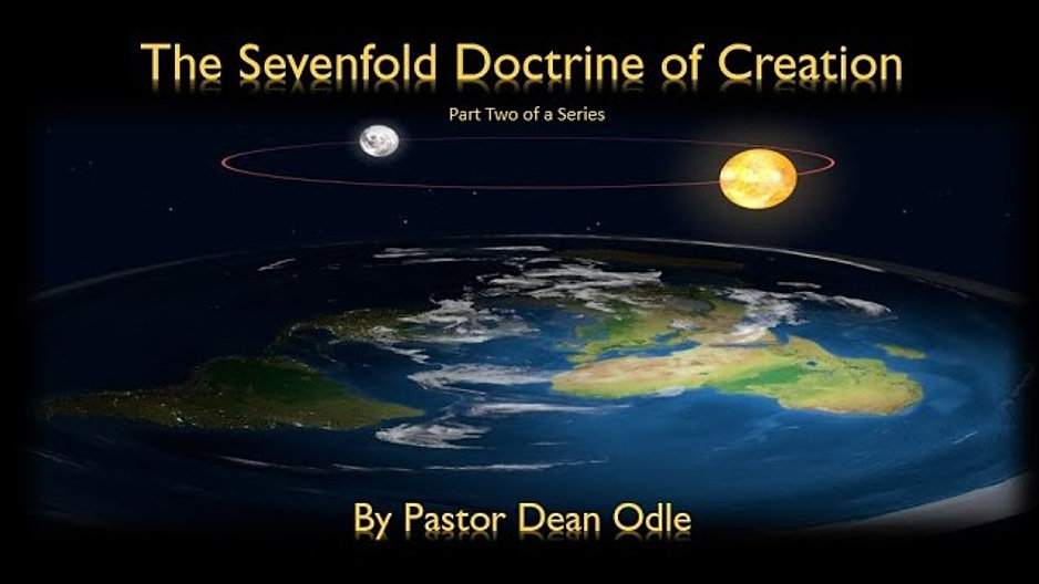The Sevenfold Doctrine of Creation