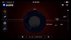 Pink Moon on Flat Earth 2: NASA Busted Again