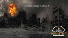 Eschatology #1: God of Judgment
