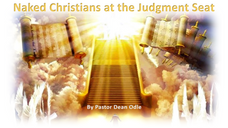 Naked Christians at the Judgment Seat