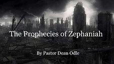 The Prophecies of Zephaniah
