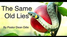 The Same Old Lies