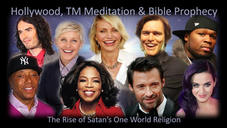 Hollywood, TM Meditation, & Bible Prophecy