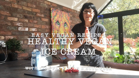 Easy Healthy Vegan Ice Cream