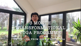 3 month Transformational Yoga Programme