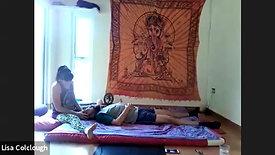 thai massage partner tutorial