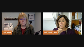 Kate hosts Julie Miller Davis, Productivity Expert