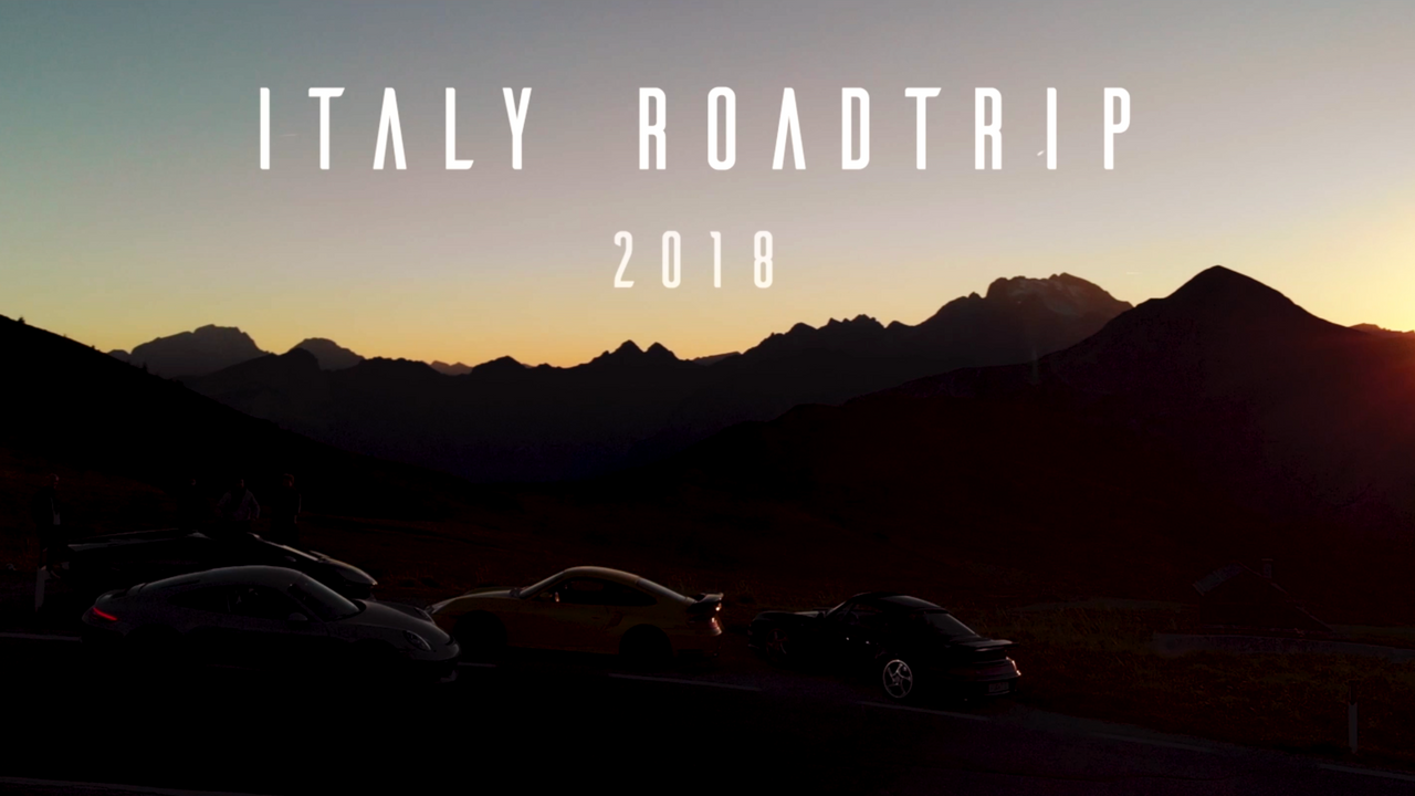 Italy Roadtrip 2018 | Teaser