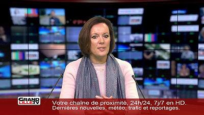 Granb Lille TV - Interview de Laurence Druart: proposer des animations culturelles
