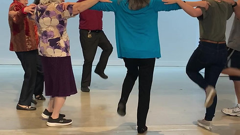 "AMA's Dance Lesson ""Kosh Bilezig"" from Erzeroum 10.13.19 T. Sarian"