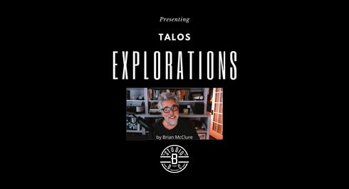 Welcome Talos