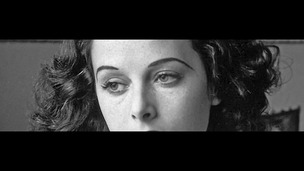 BOMBSHELL_ THE HEDY LAMARR STORY (Trailer)