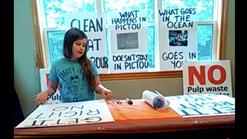 Fishergirl's DIY Rally Sign
