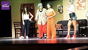 Jackie Boyd in Don't Cast Your Pearls Before Swine Stage Play
