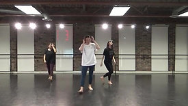 FREE ONLINE CLASS SERIES - Chanel Lacasse Contemporary Jazz