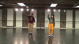 FREE ONLINE CLASS SERIES - Eric Malapad & Ai Okanaka Hip Hop 12