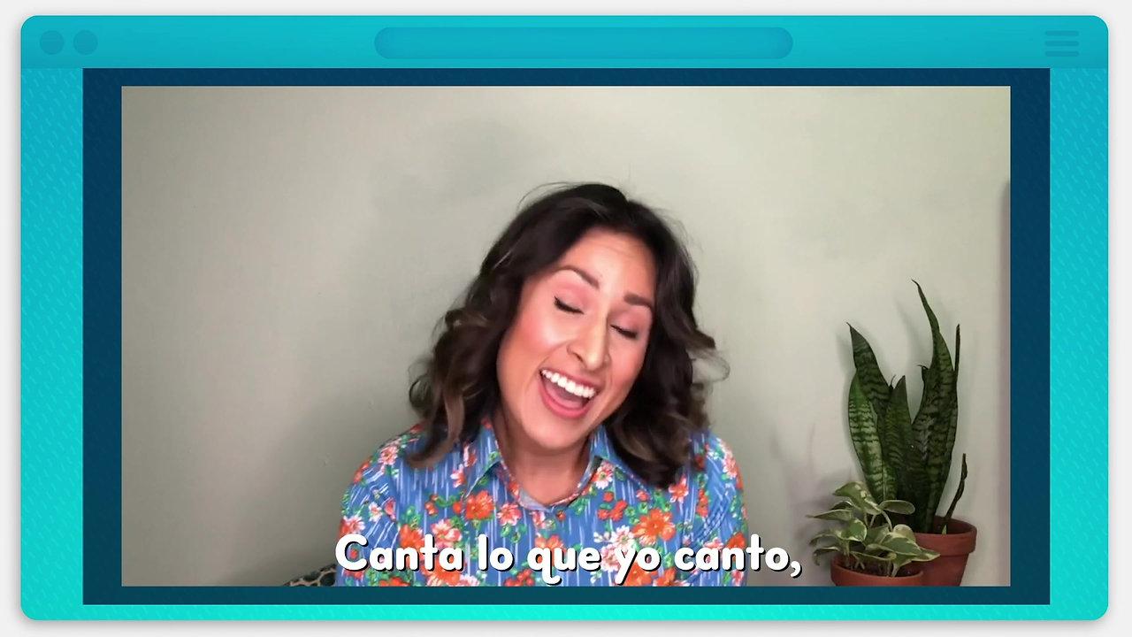 Canta (bilingüe)