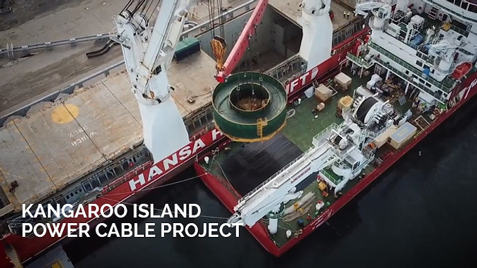 KANGAROO ISLAND POWER CABLE PROJECT