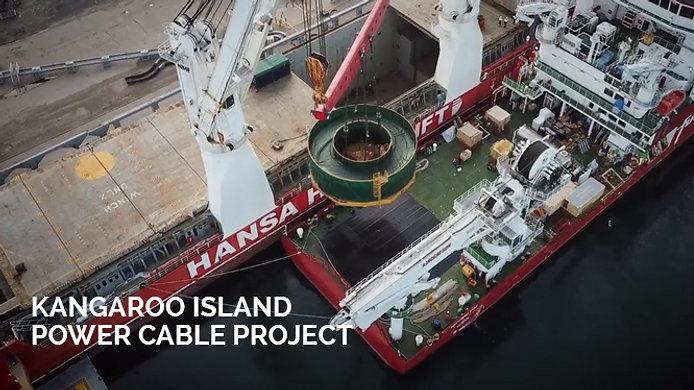 KANGAROO ISLAND POWER CABLE PROJECT