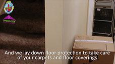 Door and Floor Protection