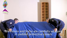 TV and Sofa protection