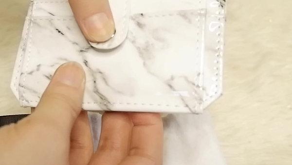 Wallet Unboxing