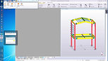 [DAS]教程2-构件图剖面视图设置