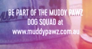 Join the Muddy Pawz Dog Squad