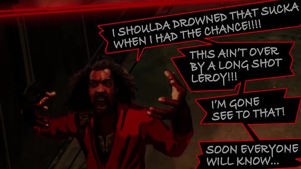 Voice of SHONUFF -in- ROTLD Mini Motion Comic