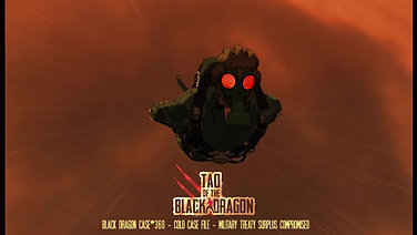 TAO OF THE BLACK DRAGON - HIGH ALTITUDE